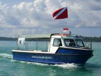 Extra Divers Nabucco Diveboat