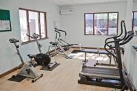 Kenia - Temple Point Resort Fitnessraum