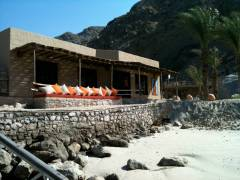 Extra Divers at Six Senses Zighy Bay