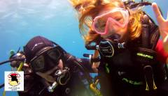 Kids Diving bei den Extra Divers in Port Ghalib