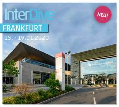 NEW!!! InterDive also takes place in Frankfurt from 2020 on