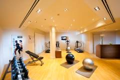 Sifawy Boutique Hotel - Fitnesscenter