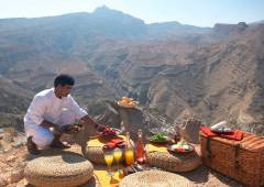 Six Senses Spa at Zighy Bay - Picnic