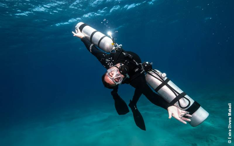 Cleopatra Luxury Resort Makadi Bay ägypten Extra Divers
